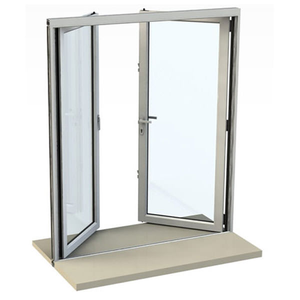 Aluminium French Door Crawley