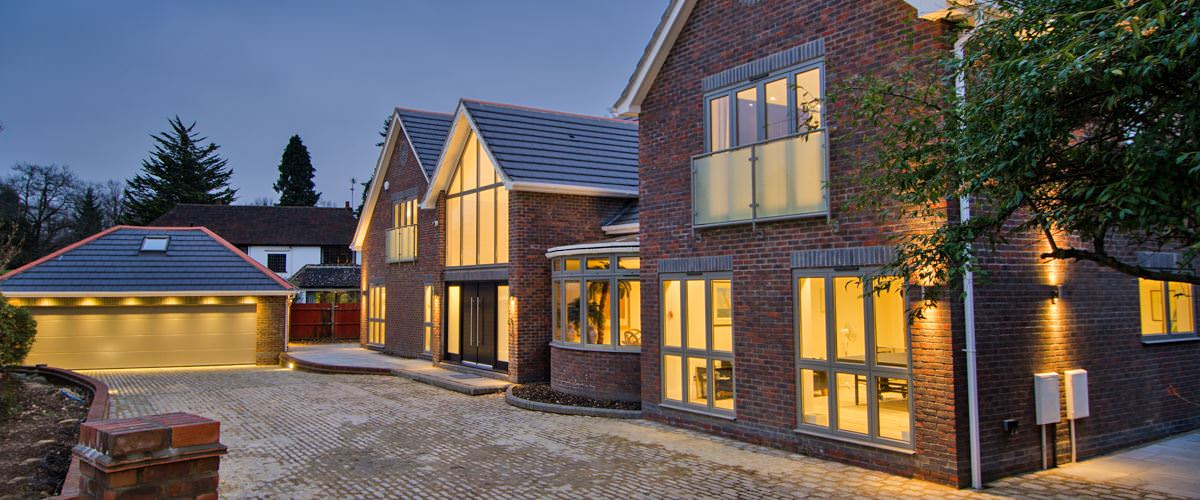 aluminium windows sussex