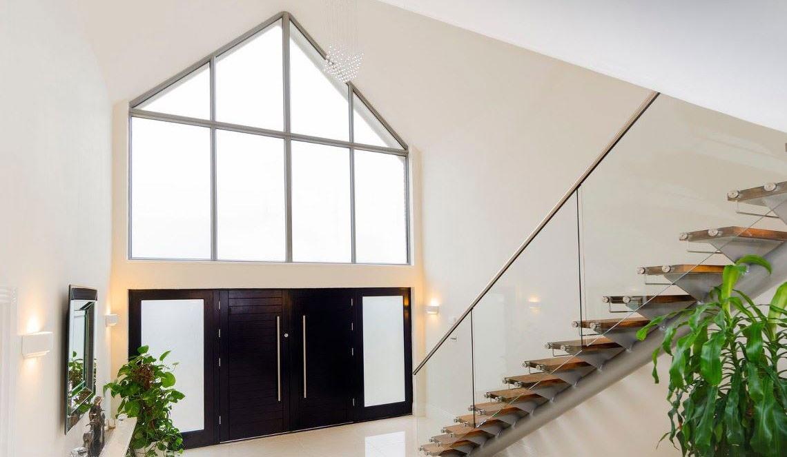 Aluminium Gable Windows Hailsham